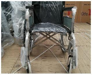 silla de rueda modelo glk-802