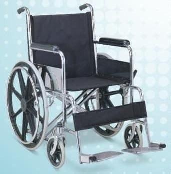silla de rueda standar importado con aros de nylon original