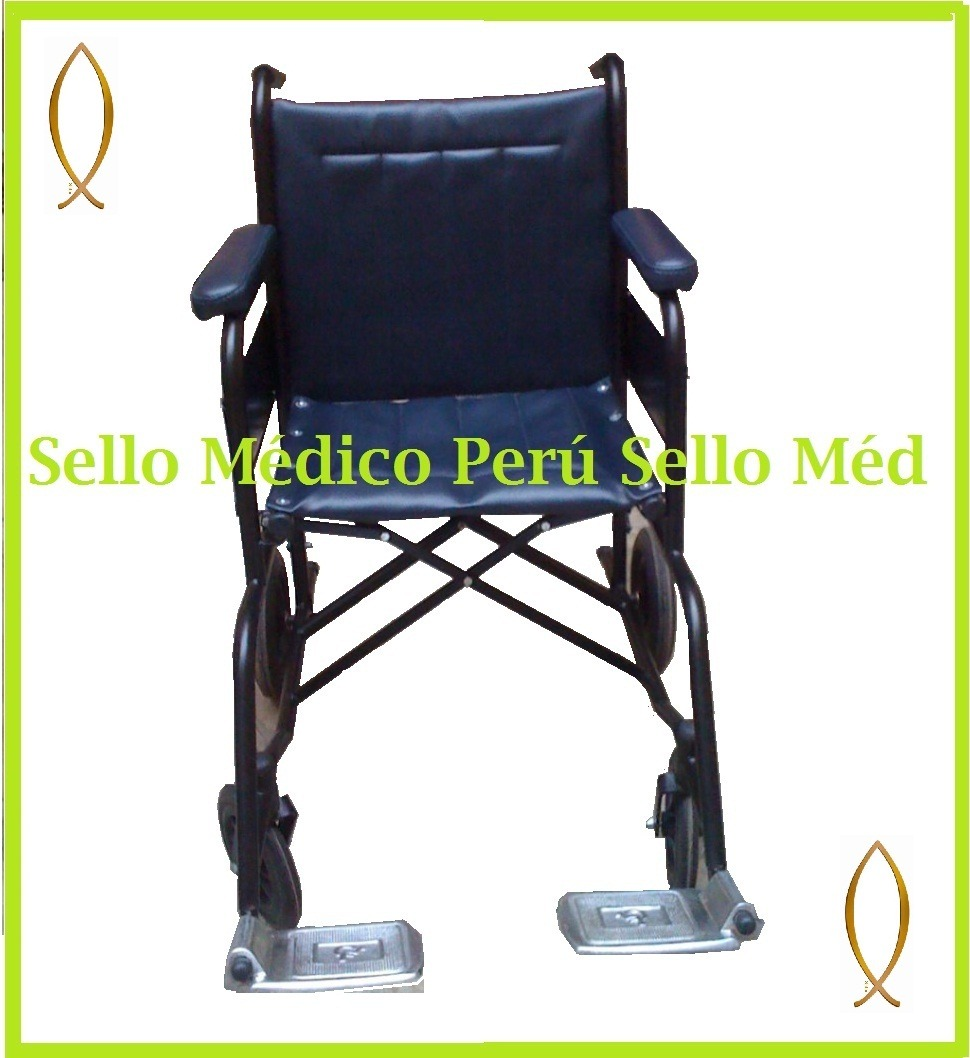 Silla de ruedas acolchadas aro grande plegables 100 s 249 00 en mercado libre - Silla de paseo ruedas grandes ...