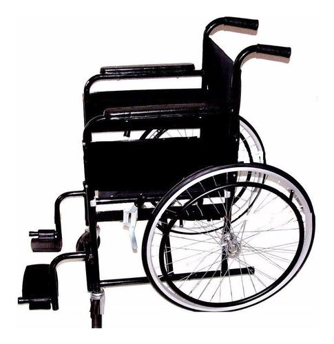 silla de ruedas acolchadas aro grande plegables 100%ººº