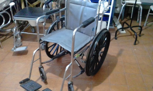 silla de ruedas - alquiler quincenal