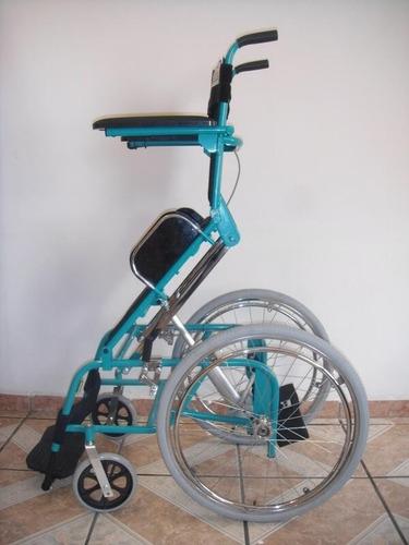 silla de ruedas bipedestadora