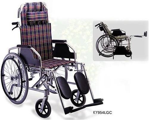 silla de ruedas coche de aluminio