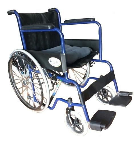 silla de ruedas + cojín de microesferas - envío gratis