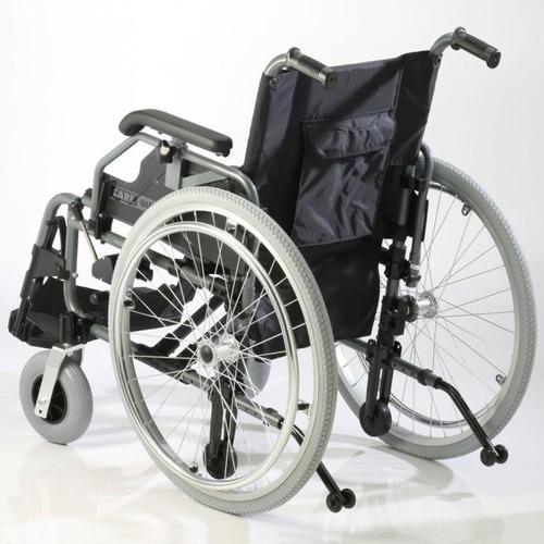 silla de ruedas de aluminio stándard