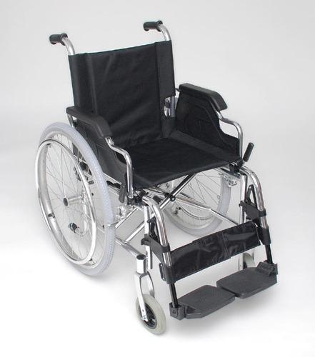 silla de ruedas de aluminio ultraliviana silfab s3007