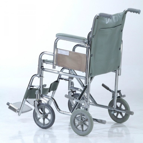 silla de ruedas de translado paseo liviana compacta a219
