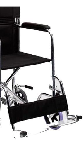 silla de ruedas de traslado ultra ligera