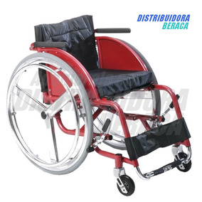 AluminioCare Silla De Deportiva Quip Ruedas Plegable A571 rCBeQdxoW