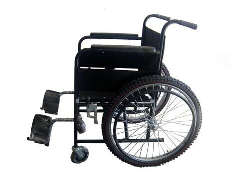 silla de ruedas económica todo terreno