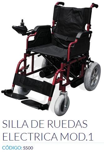 Silla De Ruedas Electrica 31 En Mercado Libre