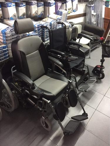 silla de ruedas electrica blazer motorizada