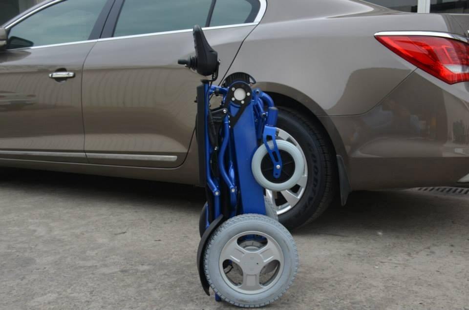 sillas de ruedas electricas livianas