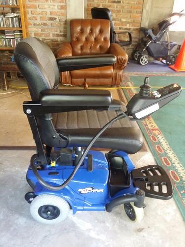 silla  de ruedas electrica  go chair