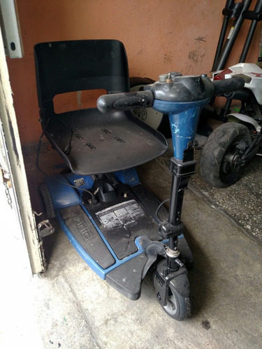 silla de ruedas eléctrica scooter eléctrico