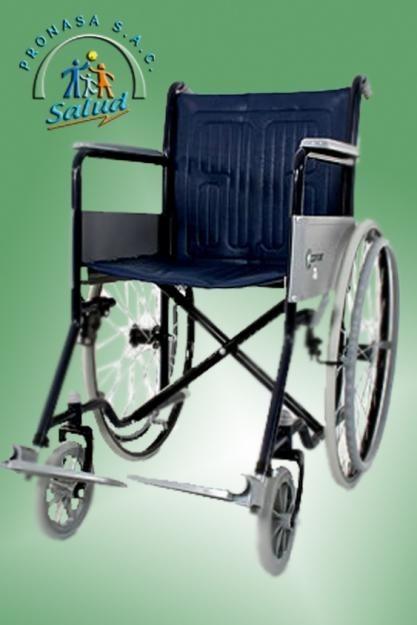 Silla de ruedas en alquiler s 40 00 en mercado libre - Alquiler silla de ruedas barcelona ...