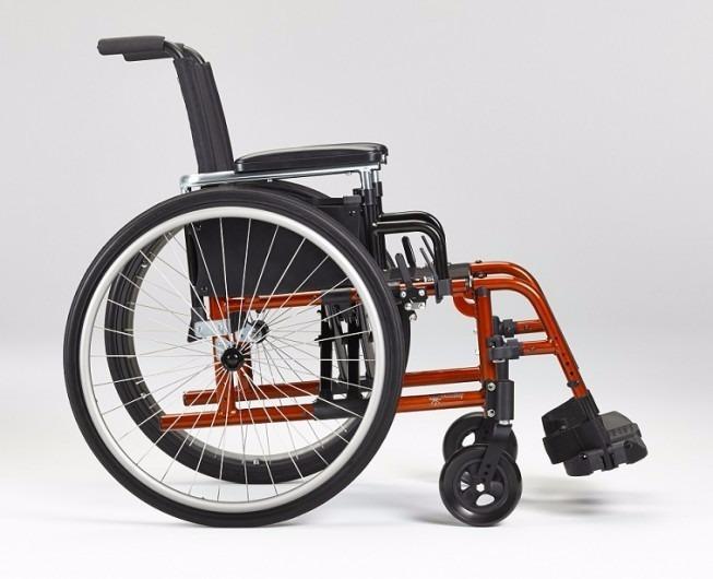 silla de ruedas aluminio 7000