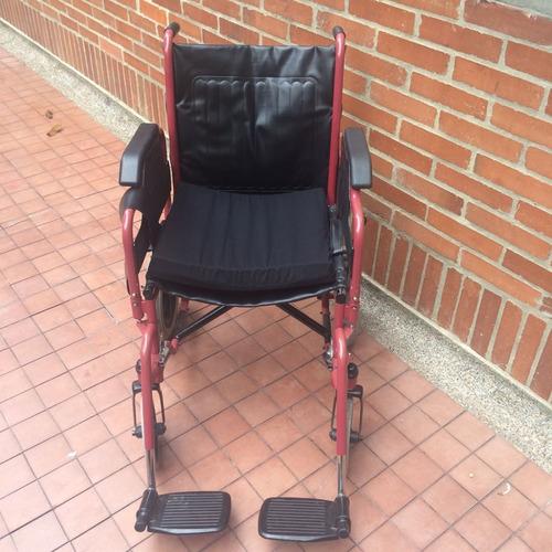 silla de ruedas excelente estado