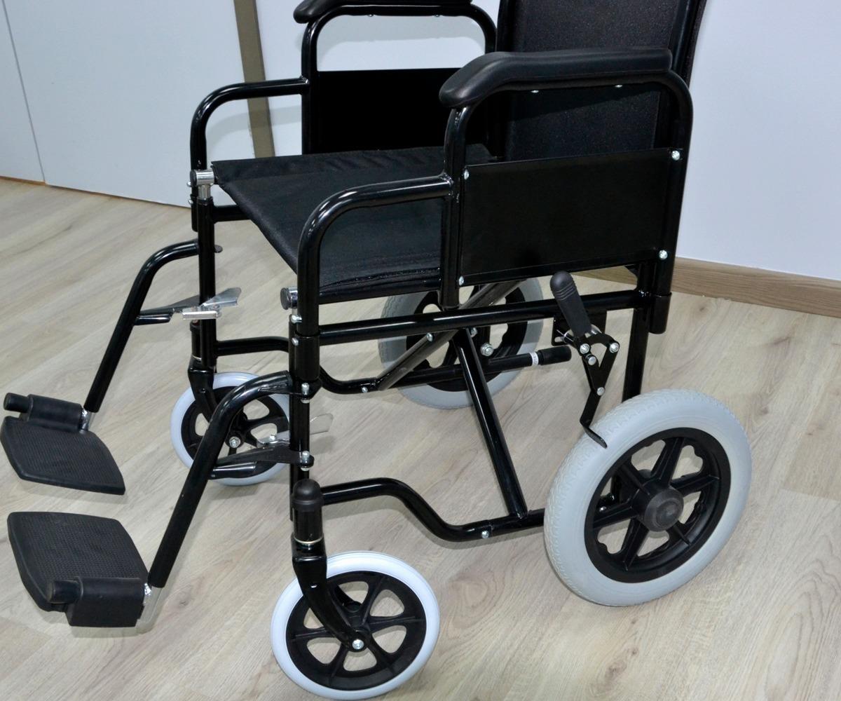 Desmontable Ruedas Plegable Silla De Geriátrica Aluminio wlPZiXOkuT