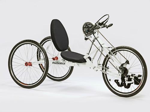 silla de ruedas handbike handcycle bicicleta discapacitado