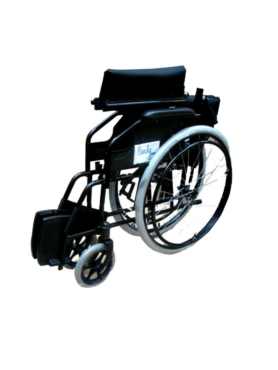 silla de ruedas handy