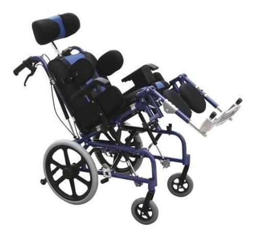 silla de ruedas infantil pci de aluminio