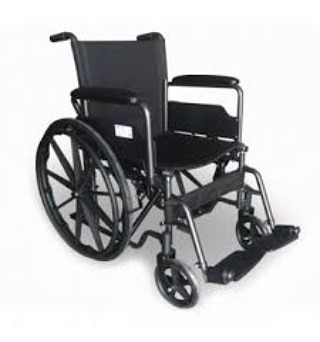silla de ruedas invacare