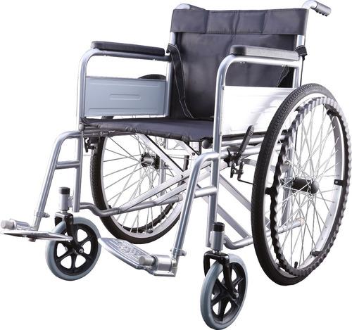silla de ruedas llanta todo terreno medico plegable comoda
