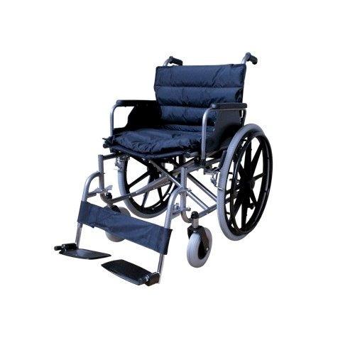 silla de ruedas mobicare sobrepeso 140kg alta resistencia