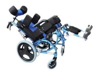 silla  de ruedas neurológica de  adulto