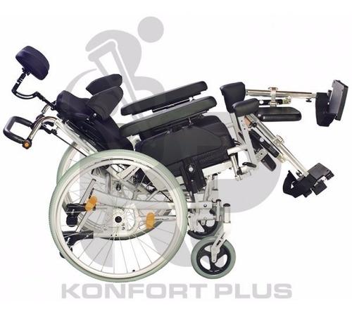 silla de ruedas neurológica konfort plus ® relax rx