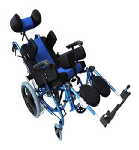 silla de ruedas neurologica pediatrica basculante ph2000a