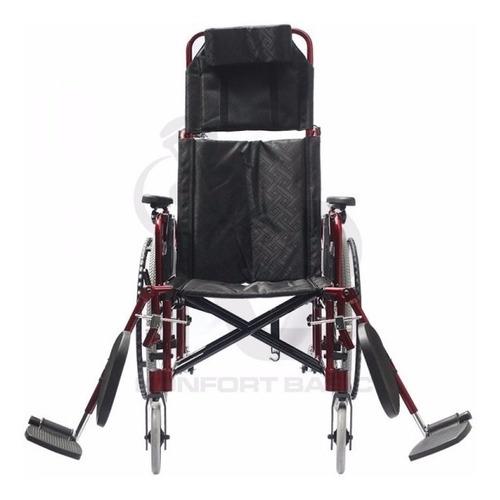 silla de ruedas neurologica reclinable konfort basic ®