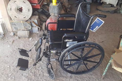 silla de ruedas ortopedica drive