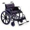 silla de ruedas para alto peso , ( obeso)