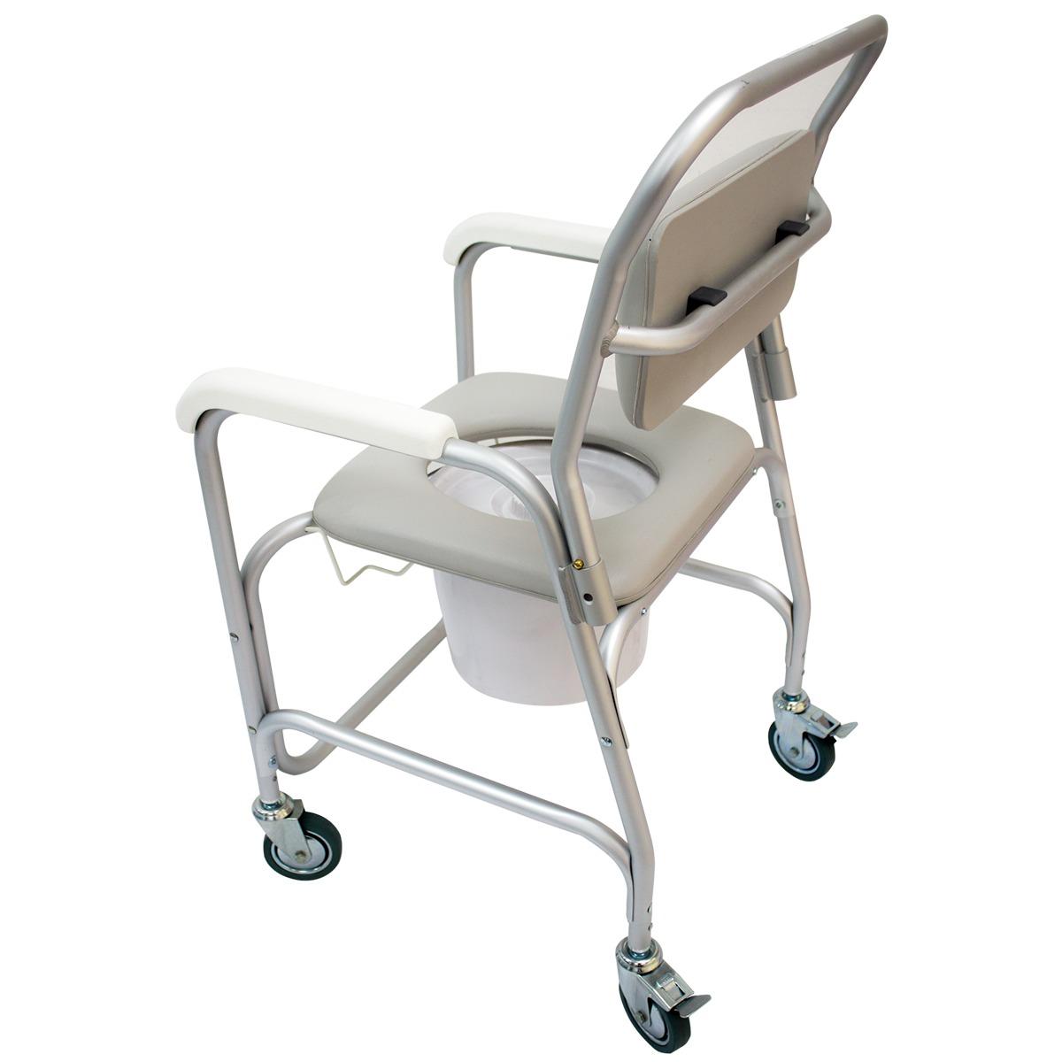 Silla de ruedas para ba o y ducha en mercado libre - Sillas de ruedas para bano ...