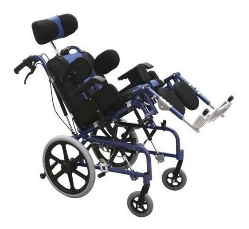 silla de ruedas pci paralisis cerebral infantil 16  o 14