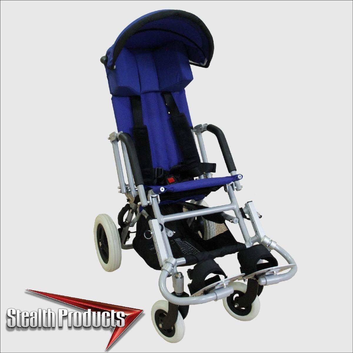 Silla de ruedas pci tipo carreola pediatrica posicionamient 19 en mercado libre - Silla de ruedas ninos ...