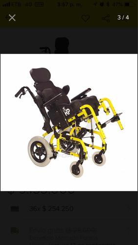 silla de ruedas pediatrica neurologica