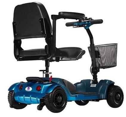silla de ruedas, scooter electrico ,desmontable, año 2018