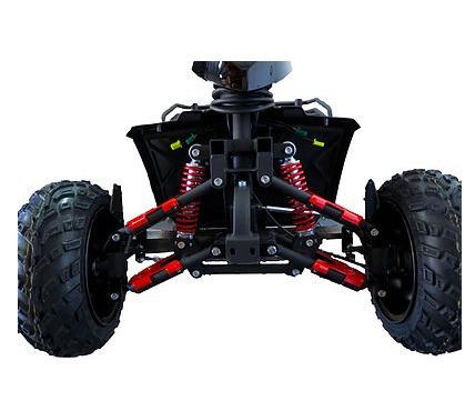 silla de ruedas - scooter electrico - todo terreno - monster