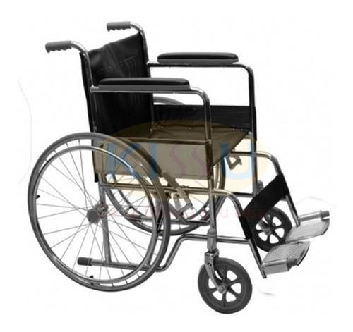 silla de ruedas solidas plegable y facil de transportar