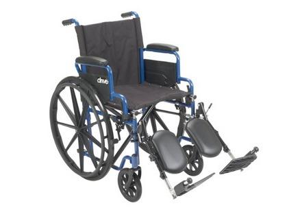 silla de ruedas traumatologica