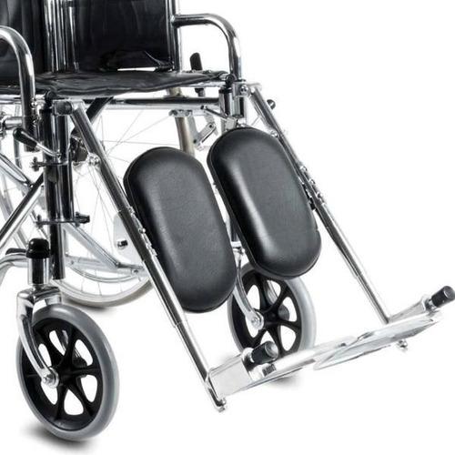 silla de ruedas traumatológica para fracturas e pierna yesoº