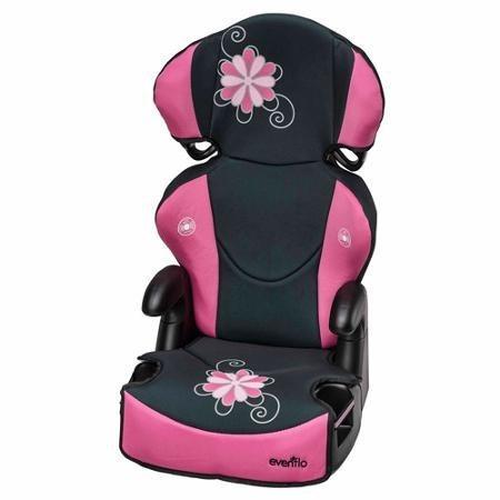 Silla de seguridad de bebe para auto evenflo carrissa w for Silla de bebe para auto