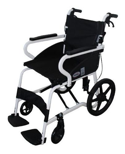 silla de traslado de aluminio compacta diseño japonés