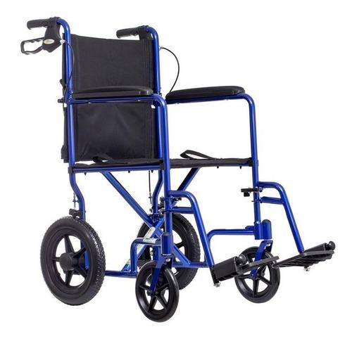 silla de traslado movili de aluminio 113kg - reactiv