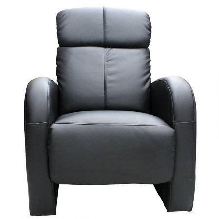 silla de vibración neo sens acolchada relax negro  sillon hs