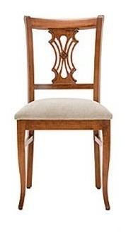 silla diana estilo comedor madera. rosario muebles