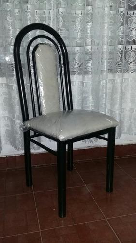 silla doble gota la única reforzada tapizados varios colores